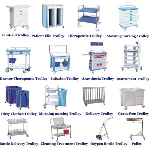 Hospital Patient File Mobile Cabinet for Hospital pictures & photos