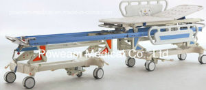 CE and ISO Approved Movable Transefer Connecting Stretcher (C2) pictures & photos