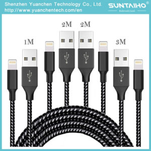 iPhone USB Cable Support Data Transmission and Charging Over 2A