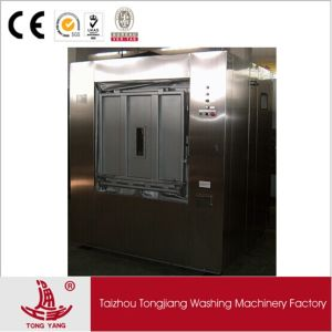 Washing Machine for Hospital (high quality stainless steel barrier type) pictures & photos
