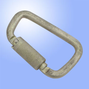 Stainless Steel Spring Rocklock Twistlock Screw-Lock Carabiner pictures & photos