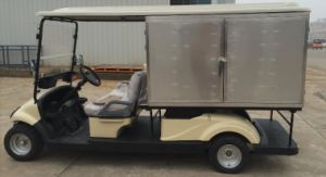Good Quality Electric Insulated Van with Aluminium Alloy Insulation