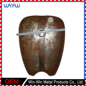 Extra Motorcycle Long Range Diesel Auxiliary Fuel Tank pictures & photos