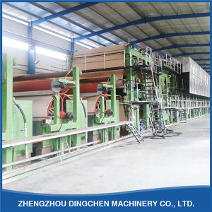 1760mm Type Paper Production Line Craft Paper Machine pictures & photos