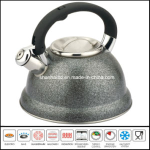 3L Color Stainless Steel Tea Kettle pictures & photos