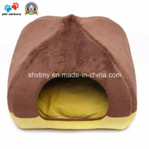 Soft Short Fabric Pet Bed Dog Bed (XT-MC040)