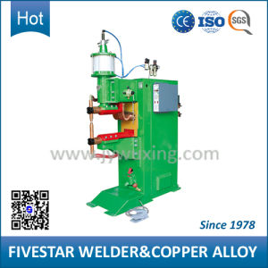 Pnuematic High Speed 3 Phase Spot Welding Machine for Fuel Tank pictures & photos