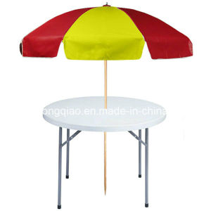 Plastic Foldable Small Round Table