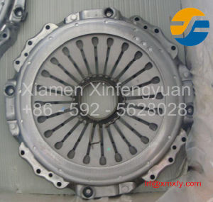 Mfz430 Pull Style clutch Pressure Plate Assy for Kinglong Bus