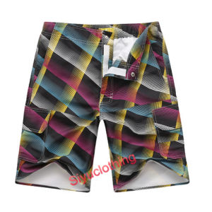 Colorful EU Beach Swimwear Summer Wear Shorts (S-1525) pictures & photos