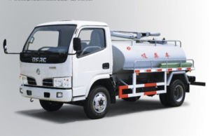 Dongfeng 4X2 EQ5060g Fecal Suction Truck pictures & photos