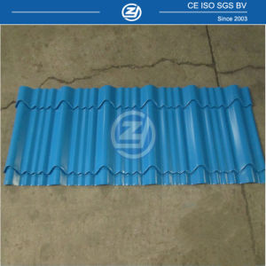 ISO Steel Cold Roll Forming Roofing Sheet pictures & photos