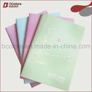High Quality Custom A4 Hardback Promotional Exercise Book, Notebook Printing