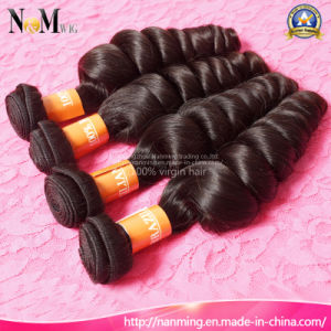 6A Unprocessed Wholesale Virgin Human Hair Weft Brazilian Hair pictures & photos