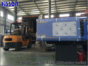 1200kn CE Approved Plastic Injection Molding Machine pictures & photos