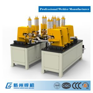 IBC Bottom Pallet Corner Welding Machine pictures & photos