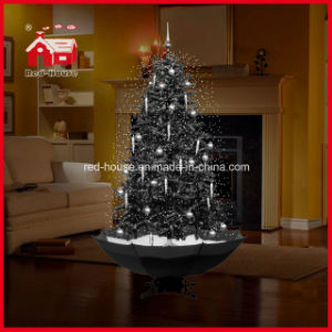 wholesale cheap popular snowing christmas tree for home decoration - Snowing Christmas Decoration