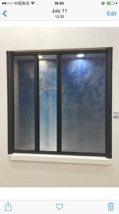 Aluminum Window with Insect Screen (CL-W1009) pictures & photos