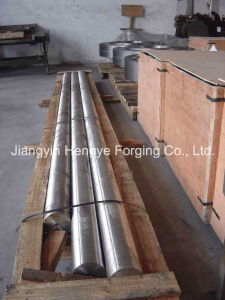 Hot Forged Duplex Stainless Steel Shaft of Material A182 F53