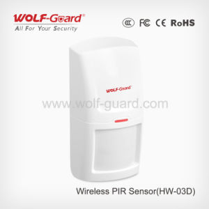Wireless Alarm Motion Detector From China Wolf-Guard pictures & photos