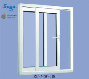 Top Grade Aluminum Sliding Window Saga Window
