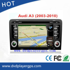 Car Stereo/Car DVD Player with GPS Navigation for Audi A3