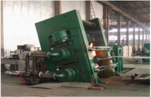 Inclined Aluminum Strip Casting and Rolling Unit