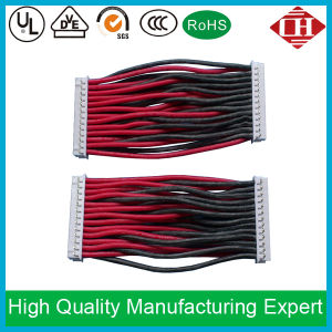 2 Row 13 Pin Phd2.0 Connector UL3239 Silicone Cable