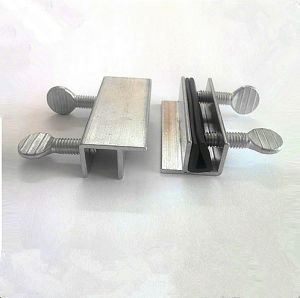 High Quality Custom Printing Aluminum Accessories Sliding Window Lock (ATC-417) pictures & photos