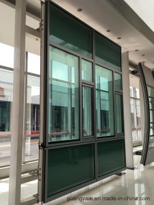 Top Quality Extruded Anodizing Aluminium Curtain Wall pictures & photos