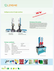 2800W Floor Type Ultrasonic Welding Machine pictures & photos