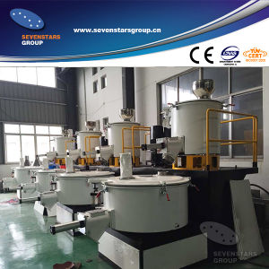 Plastic Material Mixer Hot&Cold Mixing System pictures & photos