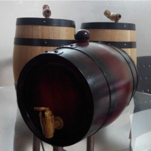 China Fa Tory Antique 1l Apdot L L 5l Oak Wine Barrel For