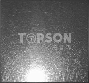 201 304 Cold Rolled Vibration Stainless Steel Color Sheet for Decoration