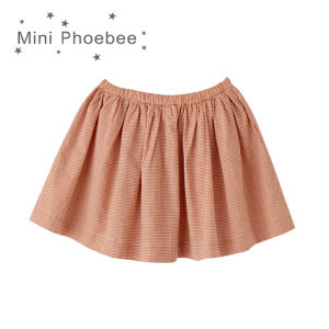 100% Cotton Girls Skirts in Kids Clothes pictures & photos