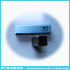 Aluminum Profile for Power Bank with Anodizing and Metal Processing