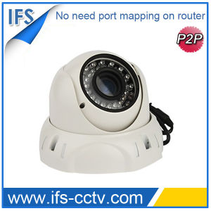 1080P P2p Security Dome CCTV Camera Manufacturer Network IP Camera