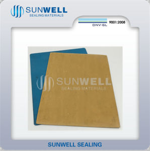 Asbestos-Free Rubber Sheet, Oil Non-Asbestos Fiber Sheet (SUNWELL) pictures & photos
