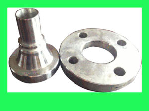 Galvanised Steel Swiveling Flange Connecting Pipes pictures & photos