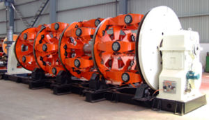 Planetary Stranding Machine, Cable Making Machine