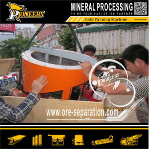 Gold Mobile Mining Machine Gold Processing Centrifugal Machine