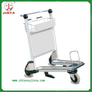 Hand Brake Airport Trolley, Airport Passenger Baggage Trolley (JT-SA05) pictures & photos