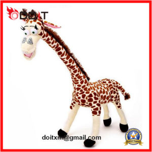 Standing Plush Toy Giraffe with Soft Material pictures & photos