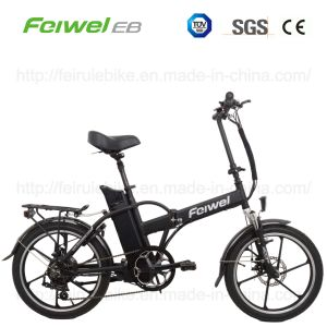 "20"" Folding Electric Bike with SGS TUV Certificate pictures & photos"