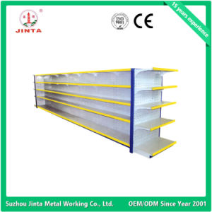Store Use Top Quality Metal Supermarket Shelf (JT-A25) pictures & photos