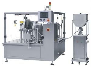 Liquid Measuring and Packaging Machine pictures & photos