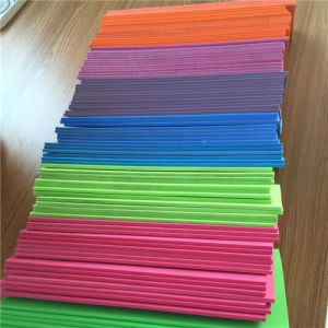 Colorful Roll and Sheet EVA Foam for Shoes Sole pictures & photos