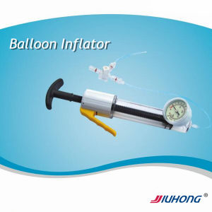 Disposable Medical Supplies! ! Balloon Inflator with Ce0197/ISO13485/Cmdcas Certifications pictures & photos