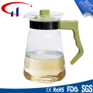 Handmade High-Quanlity Best-Sell Borosilicate Glass Teapot (CHT8003)