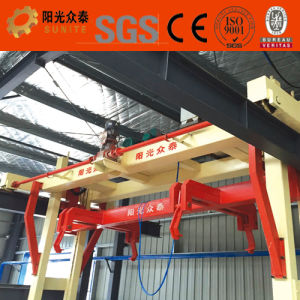 Professional High Efficiency Fly Ash AAC Block Making Machine pictures & photos